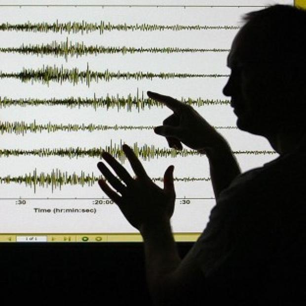 Andover Advertiser: Seismologists have confirmed an earthquake struck the South West