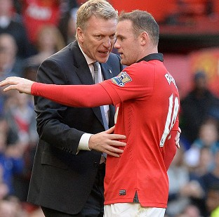 David Moyes, pictured, says Wayne Rooney has 'become an all-round team player who is also a technically gifted footballer'