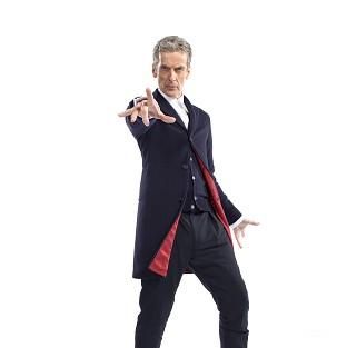 Doctor Who played by new star Peter Capaldi is heading back to a school that featured in th