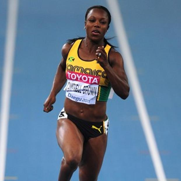 Andover Advertiser: Veronica Campbell-Brown has been cleared to race again