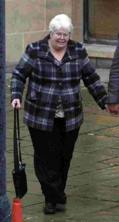 Linda Whittaker: The former special school bursar denies fraud.