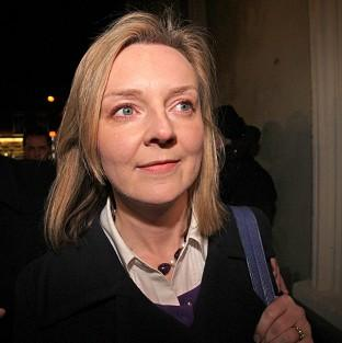Liz Truss is in Shanghai to