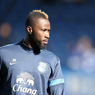 Lacina Traore suffered the injury in the warm-up at Stamford Bridge on Saturday