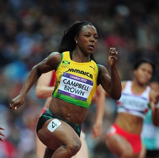 Jamaica's Veronica Campbell-Brown has been allowed to compete again0