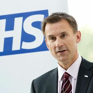Andover Advertiser: Health Secretary Jeremy Hunt has agreed to dissolve the scandal-hit Mid Staffordshire NHS Foundation Trust.