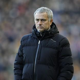 Jose Mourinho will watch his Chelsea side face Galatasaray on