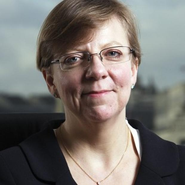 Andover Advertiser: Alison Saunders said by using this new approach 'we will consider cases in the same way be they 30 days or 30 years old' (Crown Prosecution Service/PA)