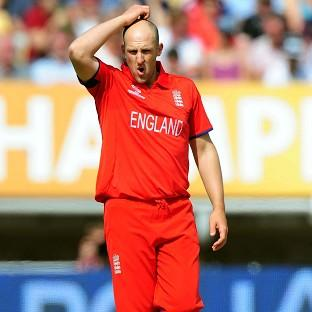 James Tredwell hopes his frustration ends in the West Indies