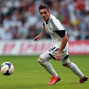 Pablo Hernandez described Swansea's Thursday night encounter in Naples as a 'special game'