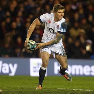 Andover Advertiser: Owen Farrell has been cleared by the RFU