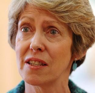 Patricia Hewitt said the National Council for Civil Liberties was 'naive and wrong'