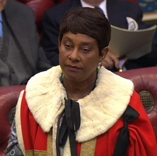 Baroness Lawrence has called for a judge-led public inquiry into undercover police who spy on political campaigners