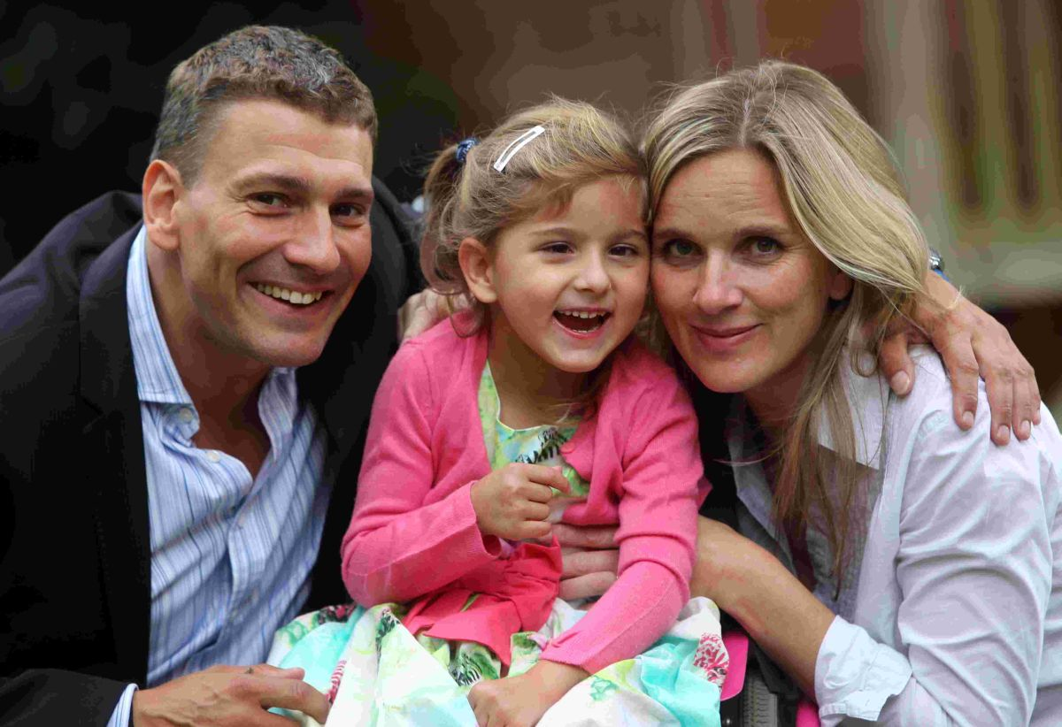 Otterbourne family says thanks as they reach target for daughter's life-changing surgery