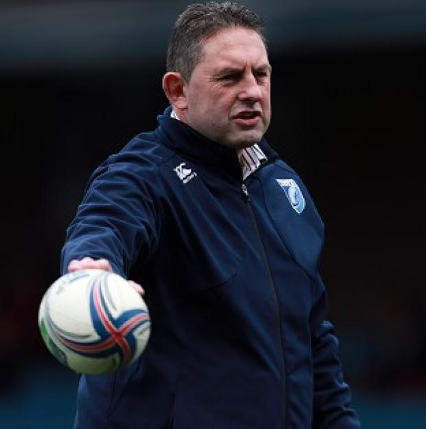 Andover Advertiser: Phil Davies has stepped down as Cardiff's rugby director