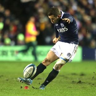 Greg Laidlaw's accuracy with the boot will be a boost for the Cherry and Whites