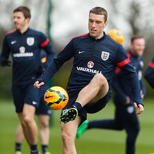 Rickie Lambert is eager to book a place on the plane to Brazil