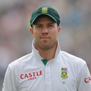 AB De Villiers is unsure whether he will replace Graeme Smith as South Africa Test captain.