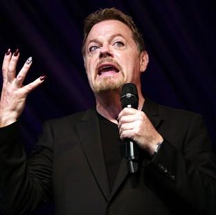 Andover Advertiser: Eddie Izzard is joining a fasting campaign which aims to highlight the increasing use of foodbanks among Britons