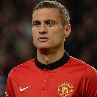 Andover Advertiser: Nemanja Vidic will sign for Inter in the summer