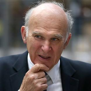 Andover Advertiser: Business Secretary Vince Cable was set to spell out the benefits of immigration in a speech in London