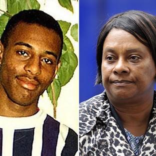 Andover Advertiser: Stephen Lawrence and his mother Doreen