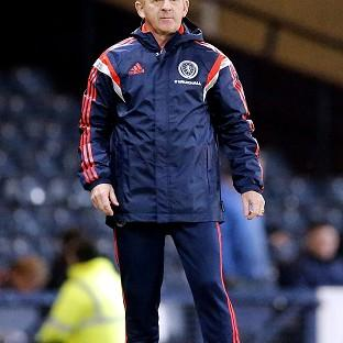 Andover Advertiser: Gordon Strachan flet Scotland were 'fortunate' to win in Poland