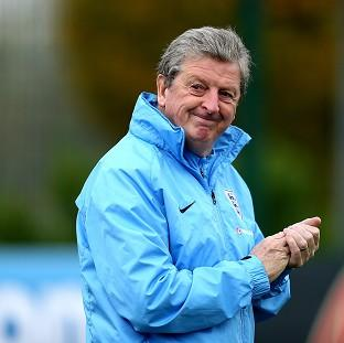 Andover Advertiser: Roy Hodgson is hoping to keep his squad free of injury