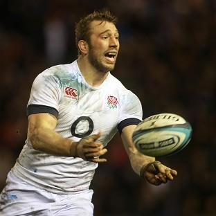 Chris Robshaw wants England to lay down a marker