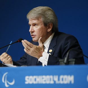 Valeriy Suskevich warned that any escalation in the tension would result in his athletes leaving Sochi (AP)