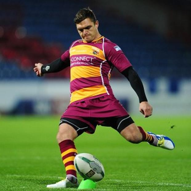 Andover Advertiser: Danny Brough's side were frustrated late on by Leeds Rhinos as they drew for the second consecutive match