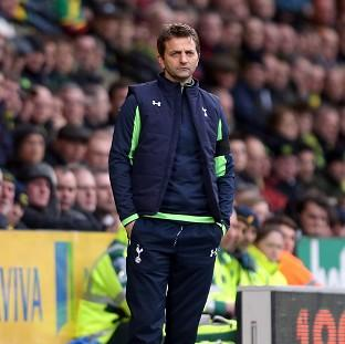 Tim Sherwood wants to be given time