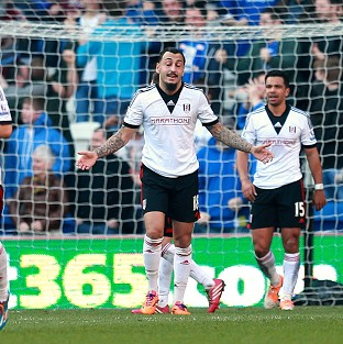 Fulham suffered yet another defeat in the Premier League