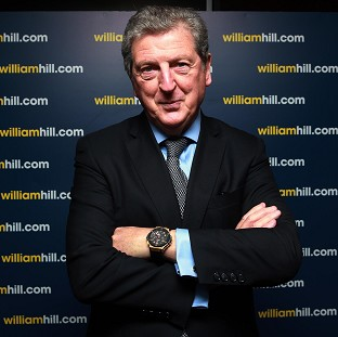 England manager Roy Hodgson is hoping to see out his current four-year deal