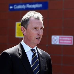 Andover Advertiser: Nigel Evans, who is on trial at Preston Crown Court, denies nine sex offences