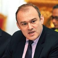 Andover Advertiser: Ed Davey says the Government is acting to bring in Quick Response (QR) codes because suppliers had been dragging their feet over introducing them voluntarily