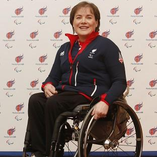 Andover Advertiser: Wheelchair Curling's Aileen Neilson had a chastening day