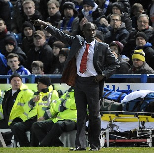 Chris Powell has been sacked as manager of Charlton