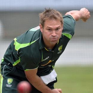 Australia seamer Ryan Harris has denied his career is over after undergoing knee surgery