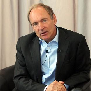 Andover Advertiser: Sir Tim Berners-Lee called on the world to take a stand against surveillance on the web