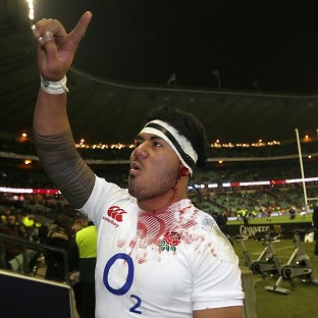 Andover Advertiser: England's Manu Tuilagi has been named on the bench