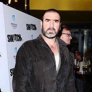 Eric Cantona has been arrested and caut