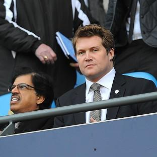 David Haigh said Leeds are not in danger of going into administration