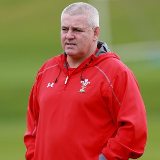 Warren Gatland is looking for a response from his team