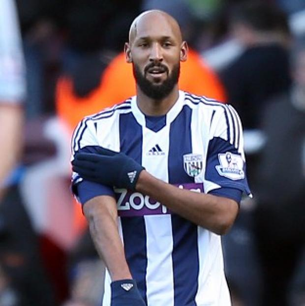 Andover Advertiser: Nicolas Anelka says he will leave West Brom following the fall-out over his 'quenelle' goal celebration