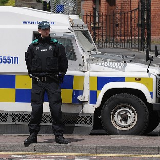 PSNI officers warned after attack