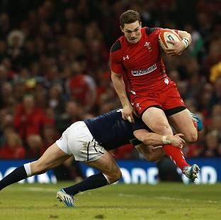 George North scored a brace of tries as Wales finished the campaign with a thumping vict