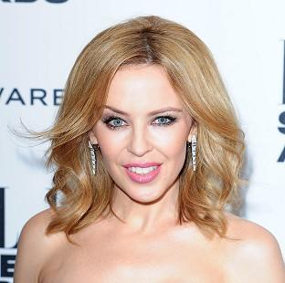 Kylie Minogue has dropped