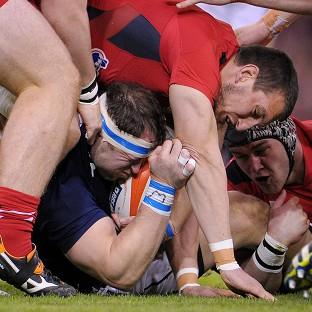 Sam Warburton is set for a spell on the sidelines due to injury