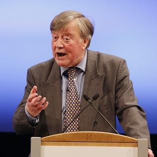 Ken Clarke says he would feel