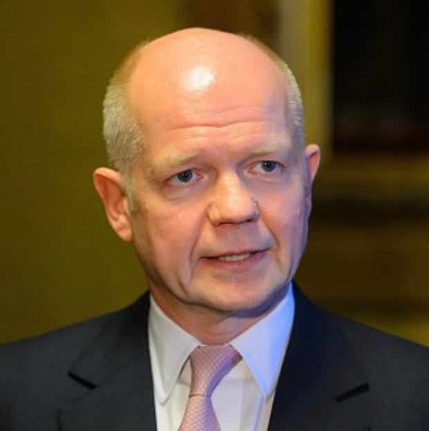 "Andover Advertiser: Russia must face ""economic and political consequences"" over Crimea, says Foreign Secretary William Hague"